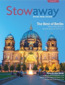 Stowaway Spring 2015 Berlin