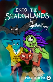 Into the Shadowlands by Cynthia Reeg