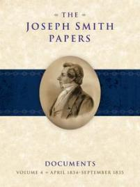 Joseph Smith Papers, Documents, Volume 4