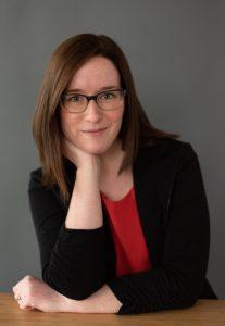 Professional photo of Caroline Bliss Larsen