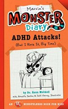 Buy Marvin's Monster Diary: ADHD Attacks!